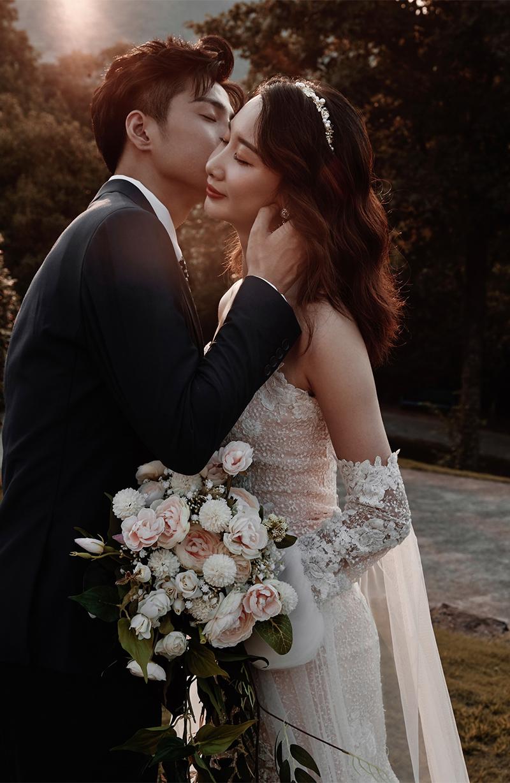 杭州婚纱摄影金夫人08月第03季客片
